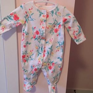 Brand new Carter's pajama